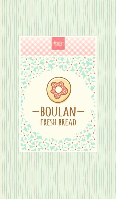 Boulan Fresh Bread
