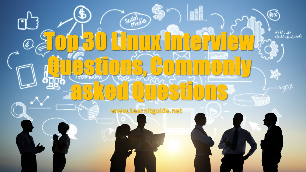 top linux interview questions commonly asked questions