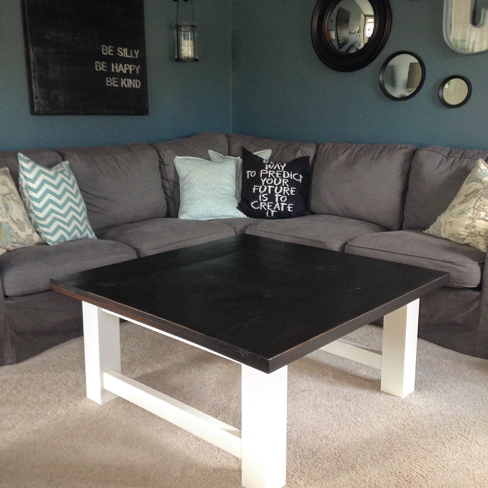 Grayson Square Coffee Table