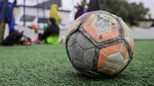 Somali football stadium bombed by al-Shabab