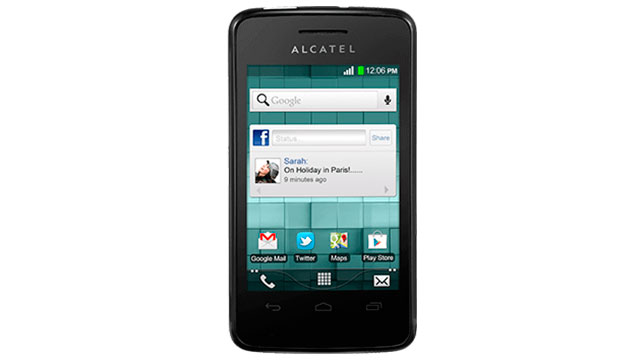 firmware - rom stock Alcatel OT T´POP 4010