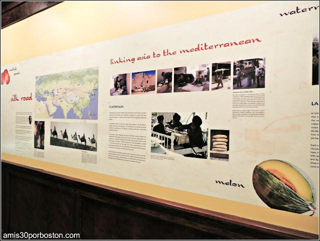 Maquinaria Restaurante Museo de Arte Culinario de Providence
