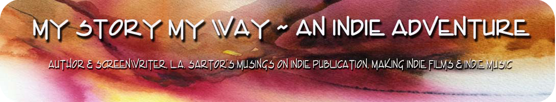 My Story, My Way ~ An Indie Adventure