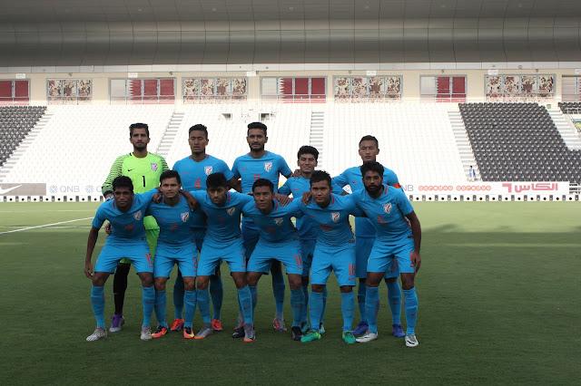 India 0-2 Syria