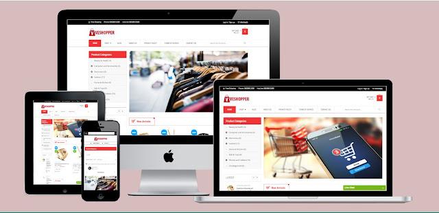 Veshopper- Online Shopping Website in Akure