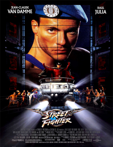 Ver Street Fighter: La última batalla (1994) Online