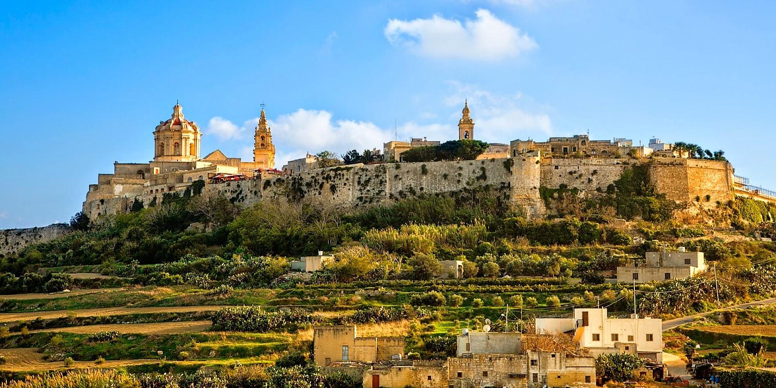 Afbeeldingsresultaat voor malta mdina