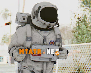 COD Ghosts Astronot