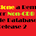 Hot Clone a Remote PDB or Non-CDB in Oracle Database 12c Release 2