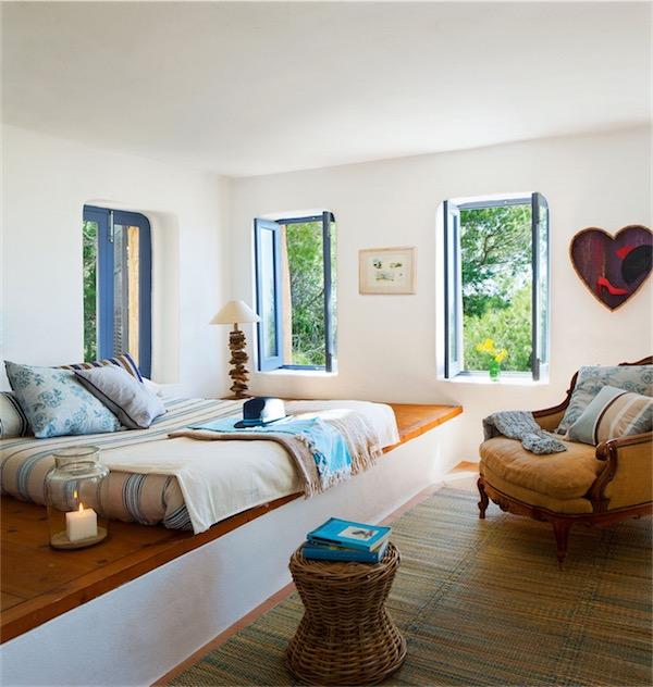 alfombra de fibras naturales