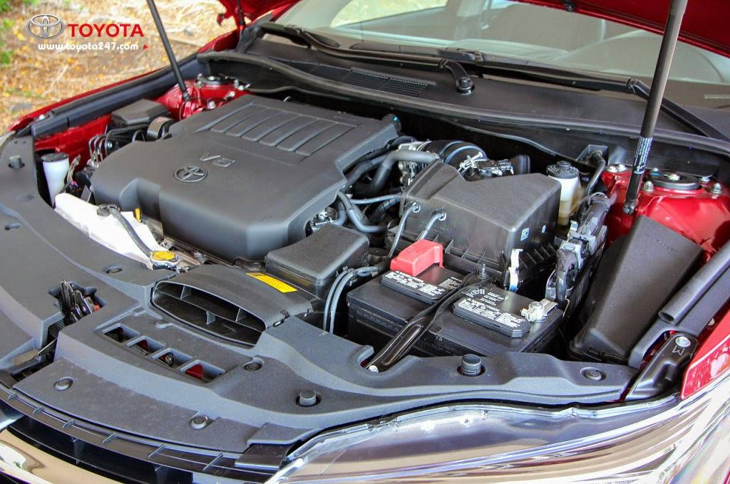 Động cơ 4 xi lanh 2.5 lít tiêu chuẩn với 178 mã lực