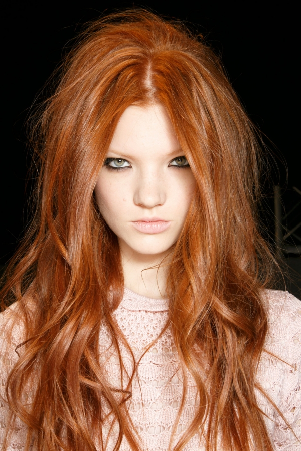 Top 40 Redhead Girls Photos - Red & Brown Hairy Hollywood