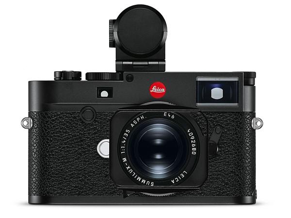 Leica M10 с внешним видоискателем