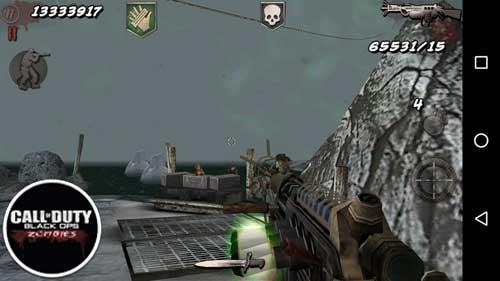 Mod Call of Duty:Black Ops Zombies Version 1.0.8 Apk, Super Mega Mod - TORI InfoGame