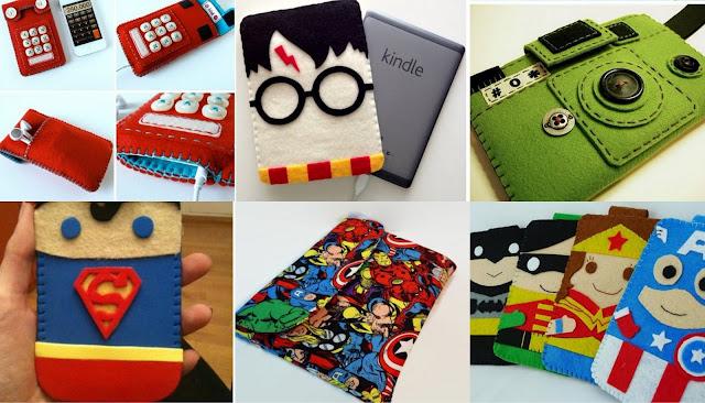 Идеи чехла для планшета своими руками в стиле супергероев tablet case diy ideas marvel superheroes