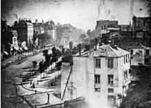 Louis+Daguerre-Boulevard+du+Temple