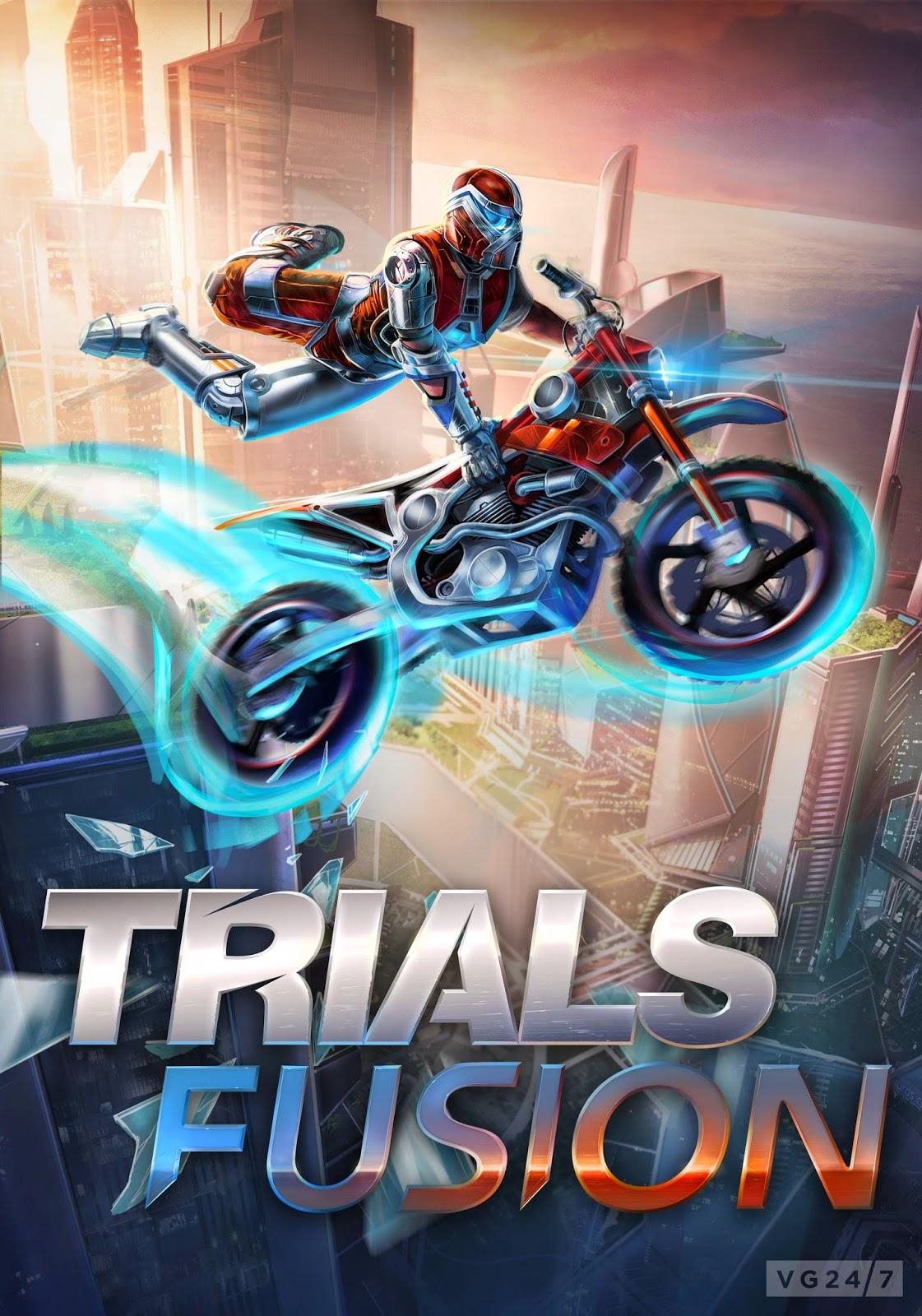 Full Version Ios: Trials Fusion Full Full Version PC Game Free Download