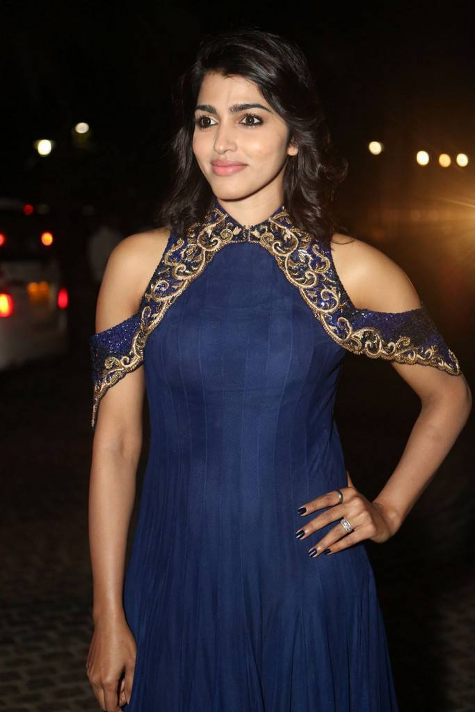 Dhanshika At 64th JIo Filmfare Awards 2017 Stills