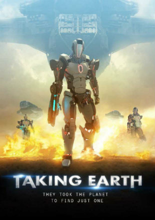 Taking Earth 2017 Full Hollywood Movie Download BRRip 720p