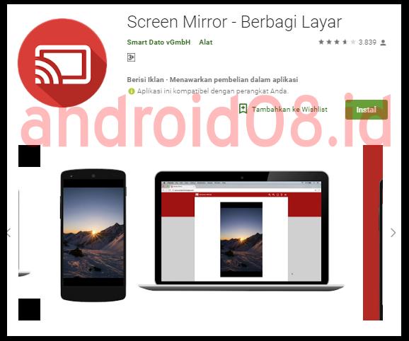 Menjalankan Aplikasi Android Langsung di Layar Komputer Tanpa Emulator
