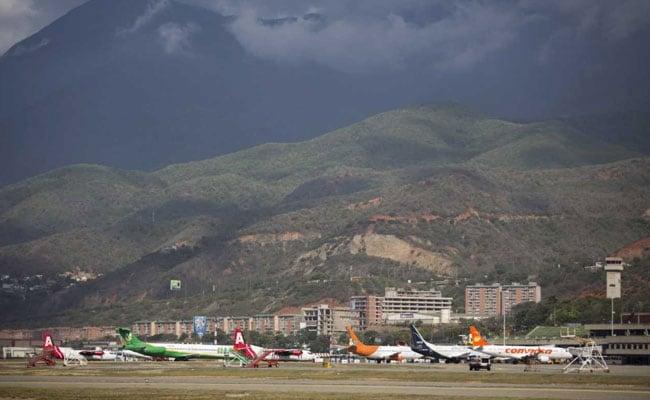 US Orders Suspension Of Flights Between US And Venezuela