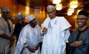 buhari meeting with apc governors