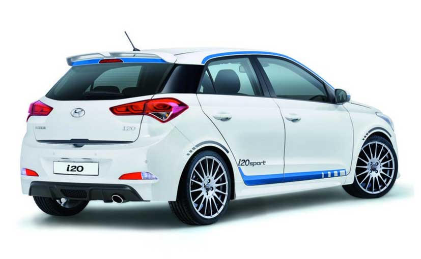 Hyundai I20 Sportz Car Photos Wallpapers Free Download