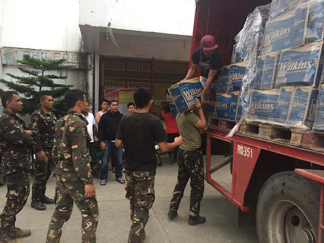 FTW! Blog, www.zhequia.com, #FTWBlog, #CocaCola, #Surigao, As the people of Surigao recover from the devastation wrought by the 6.7 magnitude earthquake that struck Surigao Province last Friday, the Coca-Cola System offered quick and ready assistance to the families