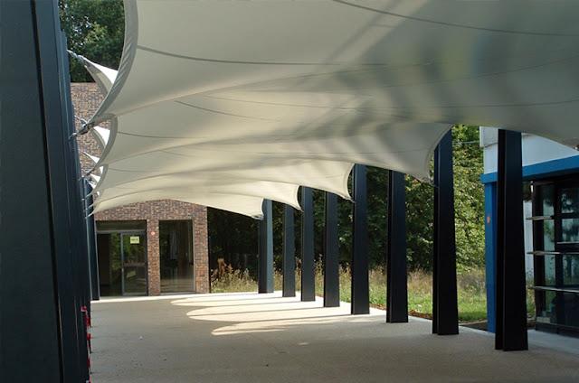 tenda sunshade membrane