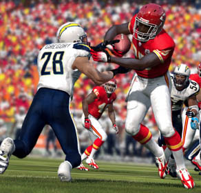 KCMB Kansas City News: Madden 12 Chiefs Player Ratings Released