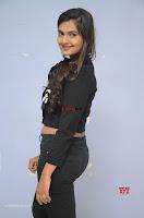 Neha Deshpandey in Black Jeans and Crop Top Cute Pics Must see ~  Exclusive Galleries 014.jpg