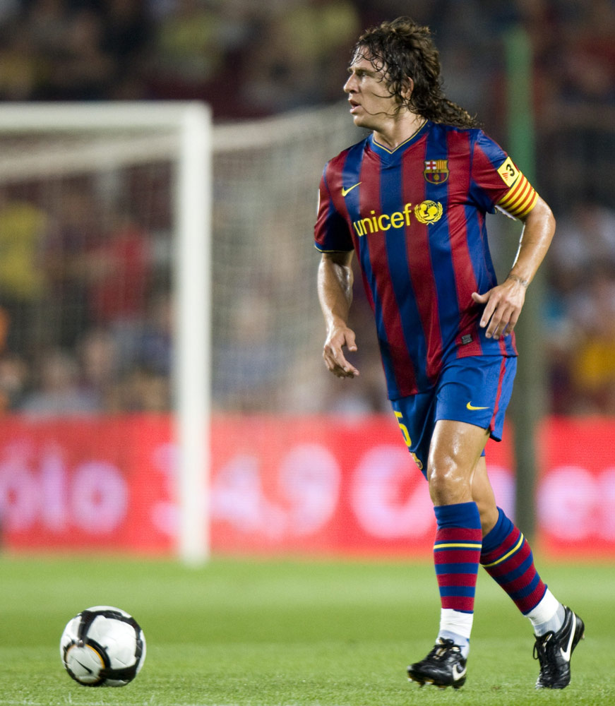 Soccer Players: Sports Star: Puyol Football Player Profile,Biography And
