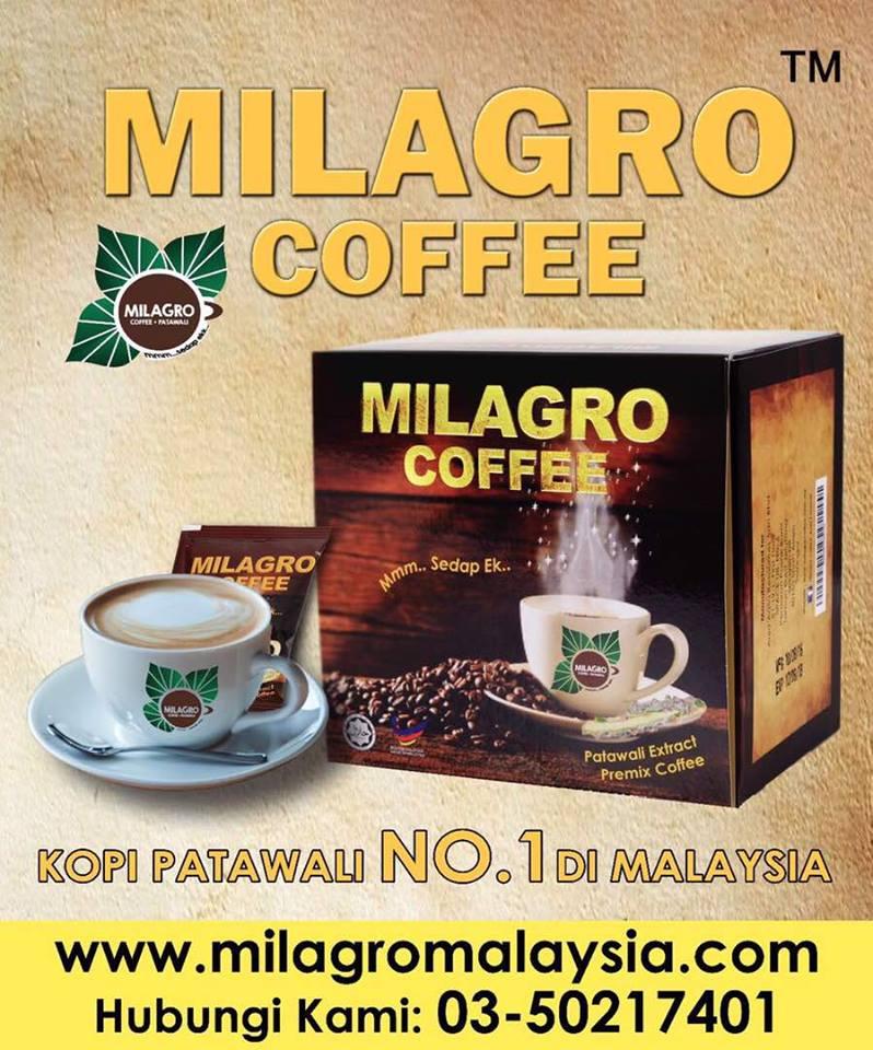 Milagro Coffee Extract Patawali Herbs