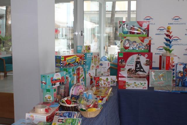 Showroom juguetes