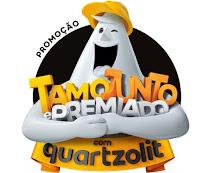 Promoção Tamo Junto e Premiado com Quartzolit www.promocaoquartzolit.com.br