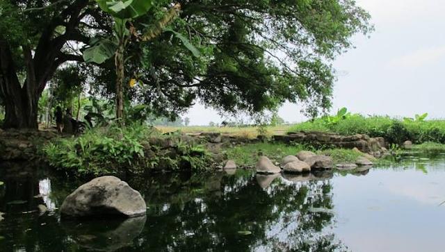 Lokasi Wisata Situs Balekambang Gringsing Batang