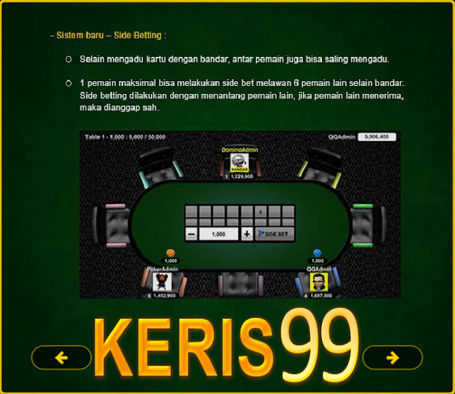 Link Alternatif Keris99 Agen Bandar66 Online