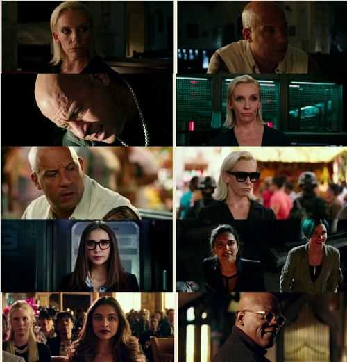 XXX Return of Xander Cage (2017) Hindi Dubbed 300mb