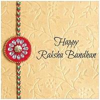 Make a Rakhi for Raksha Bandhan