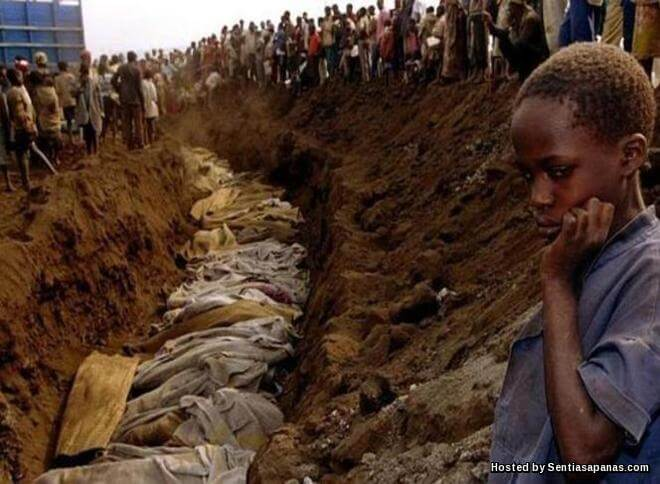 Sejarah Penghapusan Etnik Hutu Dan Tutsi Akibat Sikap Rasis Yang Memusnahkan Sebuah Negara!