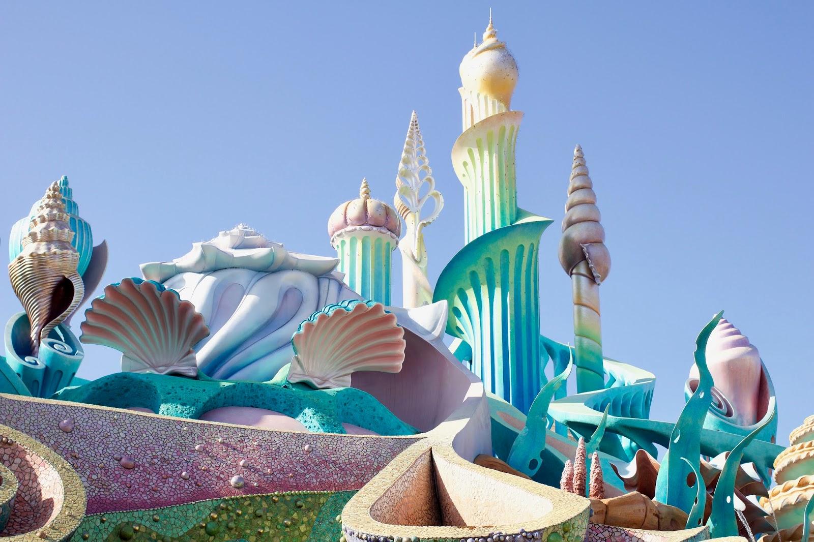 Tokyo-Disney-Sea-Little-Mermaid-lagoon