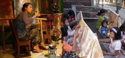 Batik Kliwonan