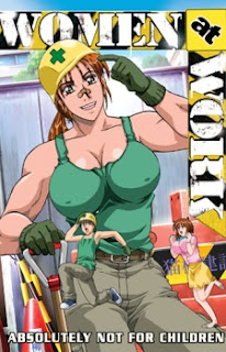 The Guts! Women at Work OVA Subtitle Indonesia