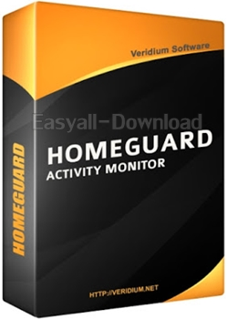 HomeGuard Professional 2.8.3 [Full Crack] โปรแกรมติดตามและควบคุมการใช้งานของเครื่องคอม