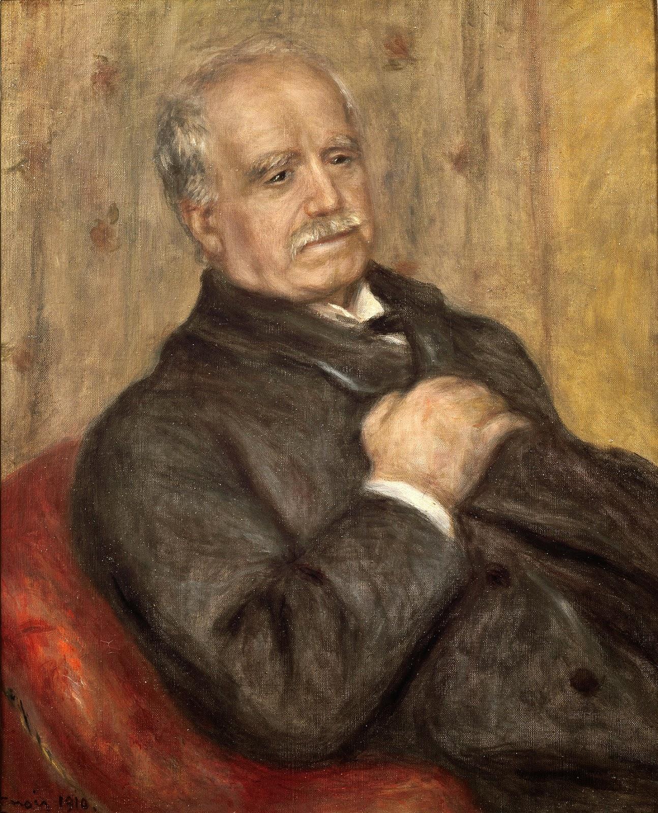 art eyewitness art eyewitness essay discovering impressionism pierre e renoir portrait of paul durand ruel 1910