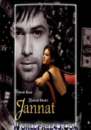 Watch Online Bollywood Movie Jannat 2008 300MB BRRip 480P Full Hindi Film Free Download At WorldFree4u.Com