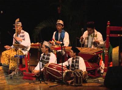 Jenis Contoh Musik Tradisional