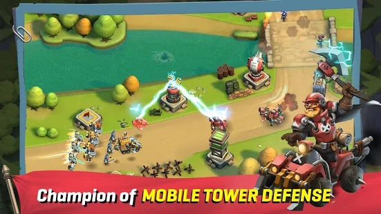 Boom battlefield Apk Free on Android Game Download
