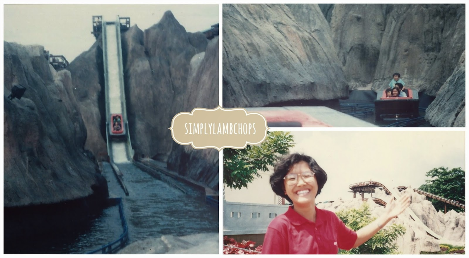 Memories of the Haw Par Villa - Our SG50 e-book project