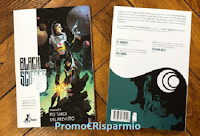 Logo Vinci gratis una delle copie del fumetto ''  Black Science Volume 8 ''